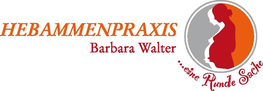 Hebamme Barbara Walter Logo